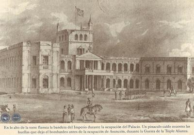 El Palacio de López, un símbolo