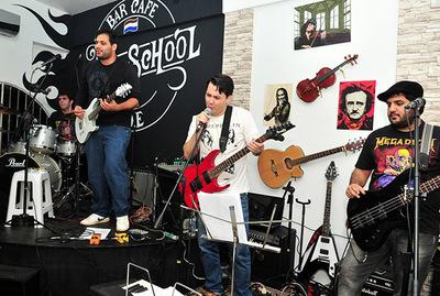 The Joparás empezando el largo camino del rock