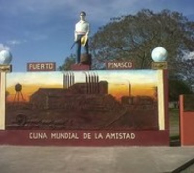Puerto Pinasco, la cuna de la amistad está de fiesta