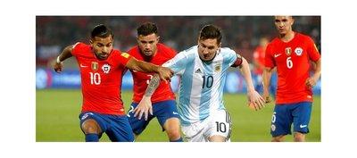 Messi guía triunfo de Argentina que hace combo perfecto