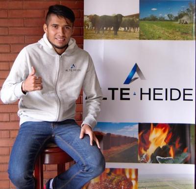 Alte Heide apoya a Derlis Ayala pensando en JJOO de Río