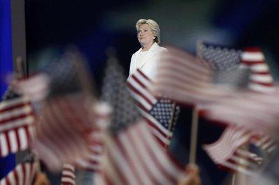 Clinton domina frente a Trump la disputa por el voto de los famosos