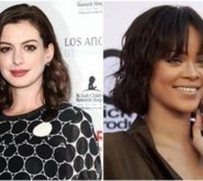 """Rihanna y Anne Hathaway juntas en el filme """"Ocean's Eleven"""""""