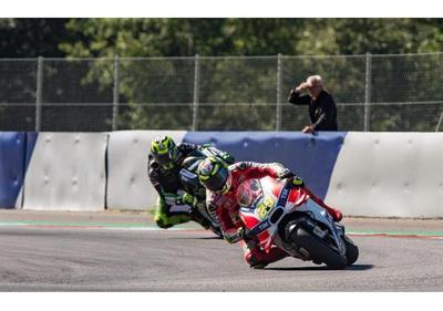 Iannone logra su primera victoria en MotoGP y la primera de Ducati desde 2010