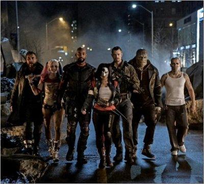 Suicide Squad se mantiene como líder de la taquilla