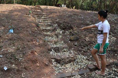 """Extraño ser aterra en el """"Cerro Lambaré"""""""