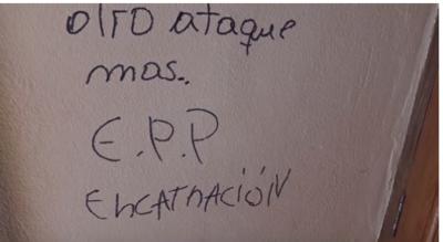 Malvivientes dejan firma del EPP en Encarnación