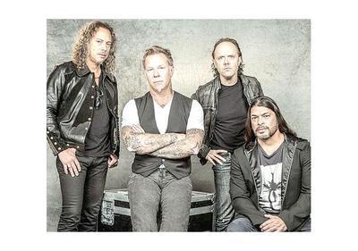 Metallica  lanza en noviembre otro disco