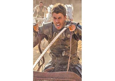 Ben-Hur  se hunde en  estreno en la taquilla  norteamericana