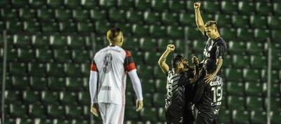 El Figueirense del Gatito Fernández encamina su clasificación