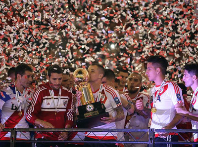 River Plate es el flamante campeón