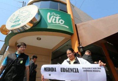 Impondrán medidas a directivos de Don Vito