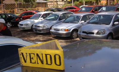 Importación de autos con más de 10 años disgusta al sector