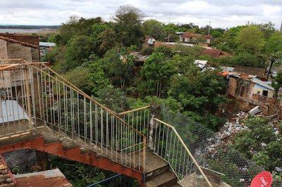 Chacarita Alta: dicen no saber de ningún proyecto