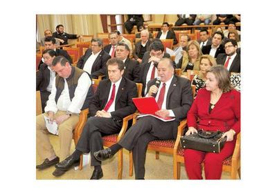 Cartismo acusó a  opositores y disidentes