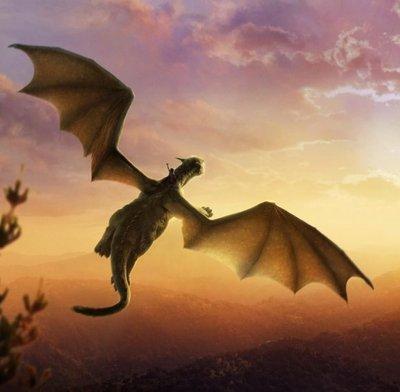 Mi Amigo el Dragón (3D y 2D)