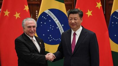 """""""Decisión de permitir a Rousseff mantener sus derechos políticos es una """"pequeña vergüenza"""", dice Temer"""