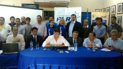 """PLRA: Decisión de convención """"se debe cumplir"""", dice Efraín Alegre"""