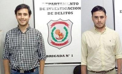 Supuestos estafadores mellizos fueron detenidos