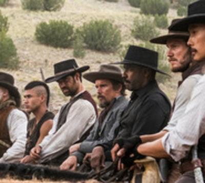 Cine: western, animación, y una diva argentina