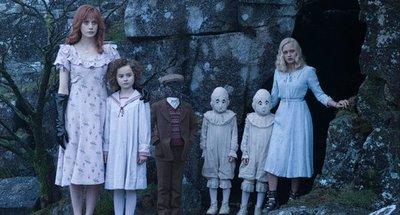 Tim Burton difumina fantasía y realidad en su última película