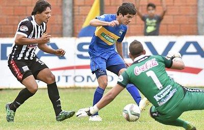 """""""Triqui"""" falla y San Lorenzo desciende"""