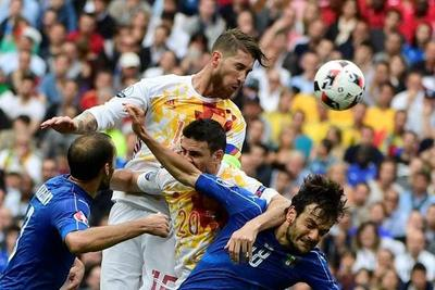 Eliminatorias europeas: Italia-España, duelo de altura