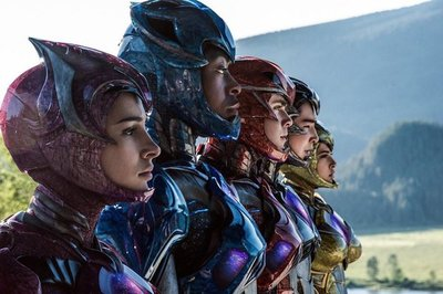 Publican primer tráiler de la nueva película de los Power Rangers