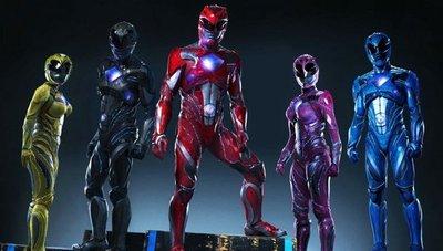 """Primer avance de """"Power Rangers"""""""