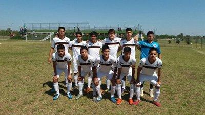 Sub 15: Guaraní es lider