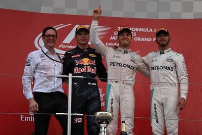 Fórmula 1: Matemáticas para predecir el campeonato