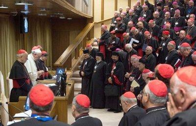 Papa Francisco oñembotavy Paraguay oiporavo umi cardenal pyahu