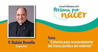 """Conferencia sobre """"Protección de la Persona Humana"""""""