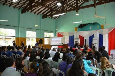 SNPP tendrá centro de capacitación en Guarambaré