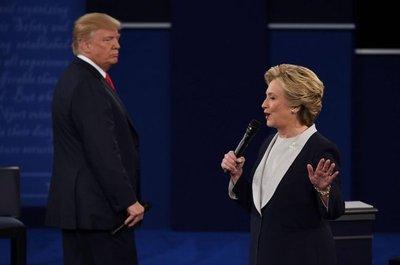 Crucial debate camino a la Casa Blanca