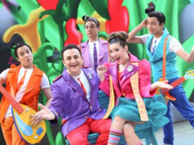 El show de Topa en Junior Express suma una nueva función