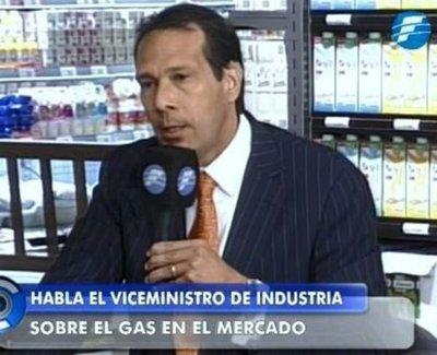Gobierno defiende baja del precio del gas