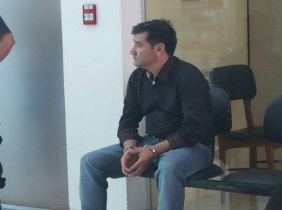 Suspenden juicio oral para cuñado de Neneco Acosta