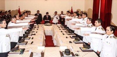 Tribunal pide dar de baja a 40 policías y pasar a retiro a 239