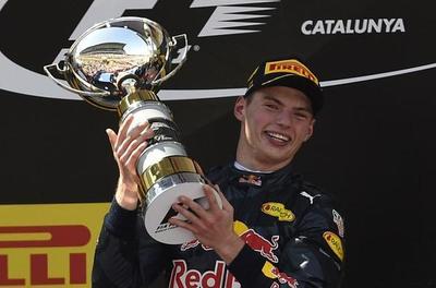 Max Verstappen fue el más rápido en las terceras pruebas