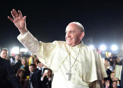 El papa viaja a Suecia para los actos de los 500 años de la Reforma de Lutero