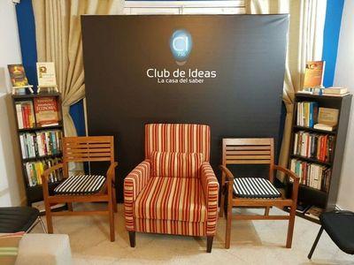 Intelectuales de la sociedad fundaron el ''Club de Ideas''