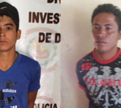 Detienen a presuntos motochorros que asesinaron a un hombre en Luque