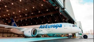 Air Europa con servicio WiFi en su flota de largo radio