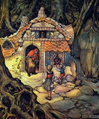 Hansel, Gretel y los fantasmas de la Historia