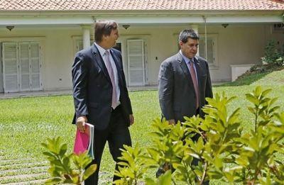 López Moreira niega ser el mayor accionista de President Energy