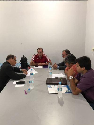 Finales de Liga Nacional de Futsal se juegan en diciembre en San Lorenzo