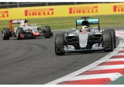 Hamilton lidera los primeros entrenamientos libres del Gran Premio de Brasil