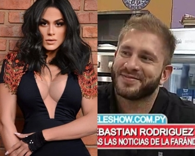 Porky Ayala asumió que fue novio de Fabi Martínez