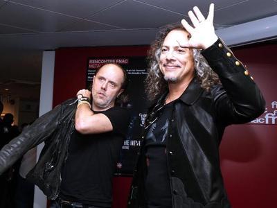 Metallica descarga su furia en un nuevo álbum
